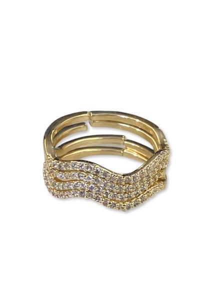 Jennifer Thames Ring Stack