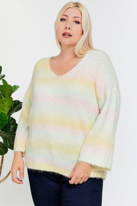 Sunset Sweater