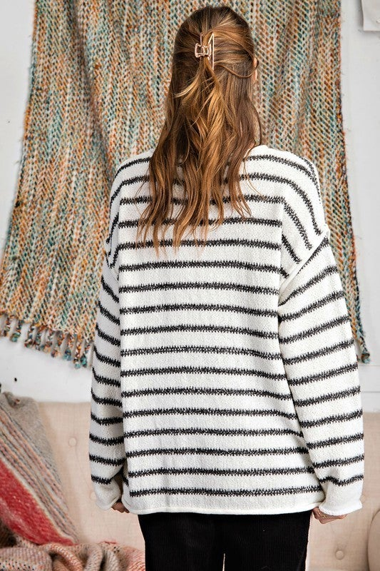Good Vibes Sweater Top