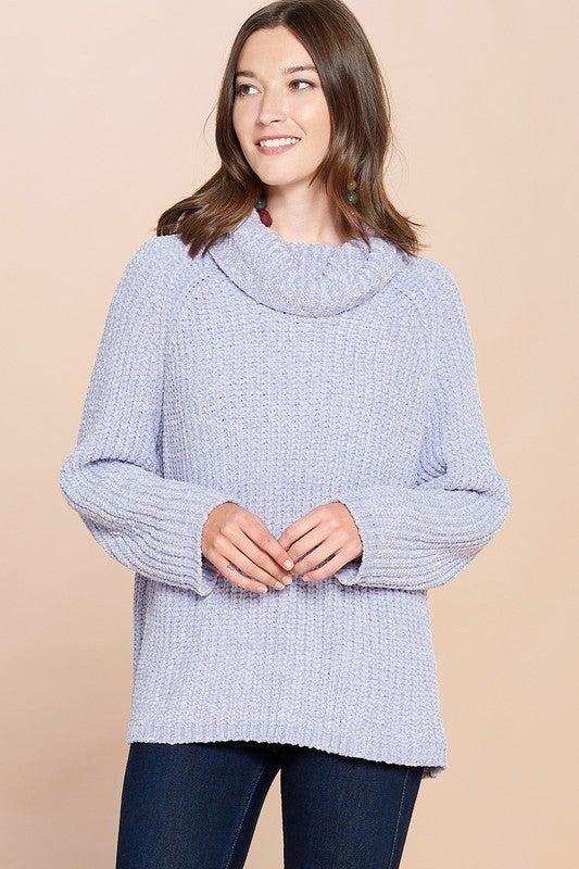 PLUS/REG Every Girl's Favorite Sweater - Lavender