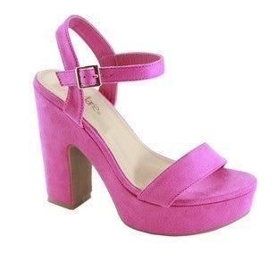 Melora Platform Heels