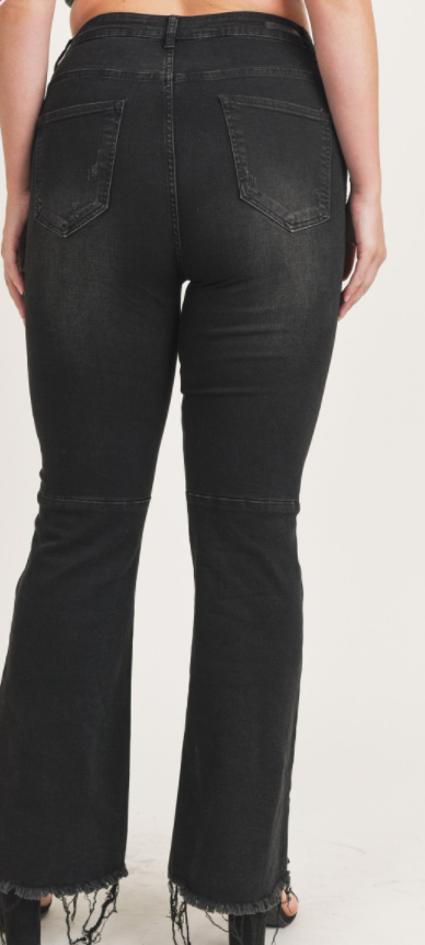 Flare For Style Jeans