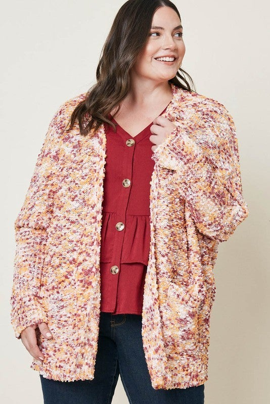 Tessa Textured Cardigan