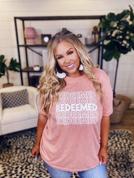 Redeemed Tshirt