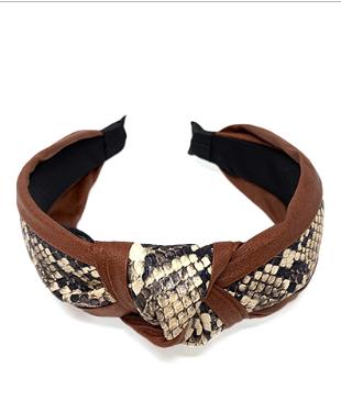 Wild West Snake Headband