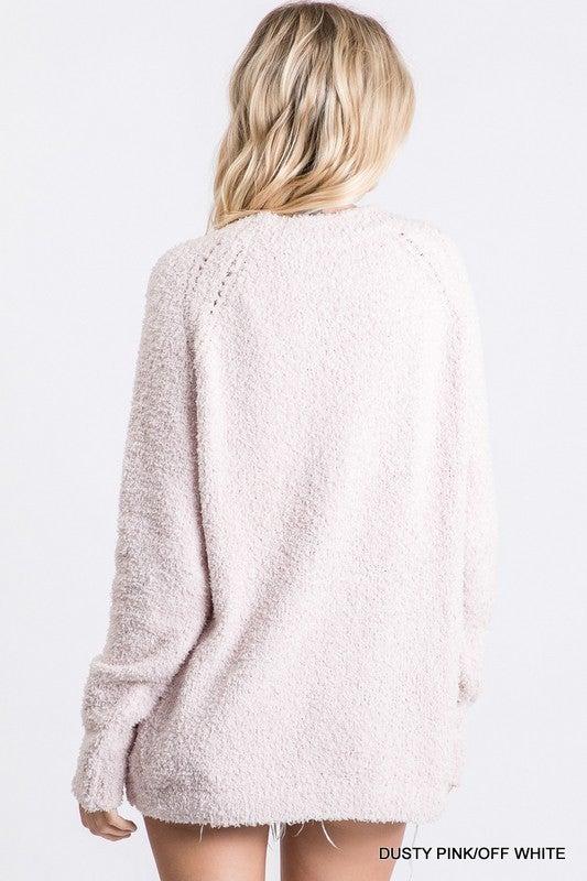 Take My Heart Sweater