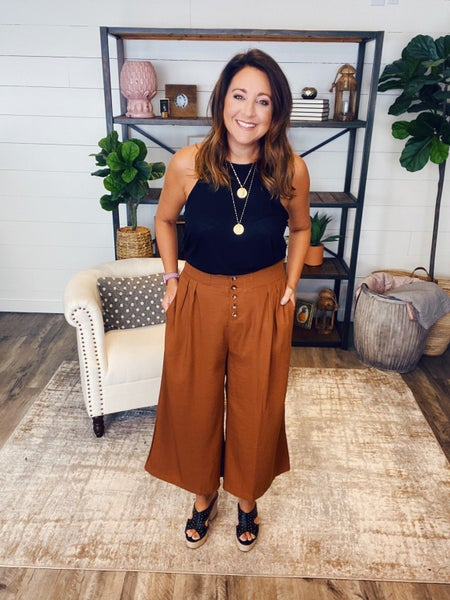 Flare Time Pants