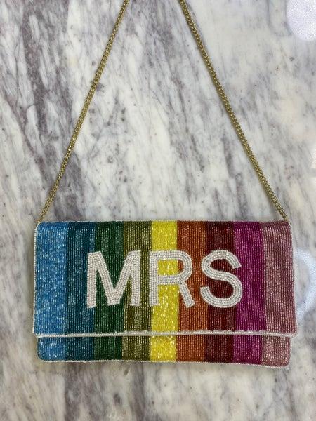 MRS Clutch - Rainbow