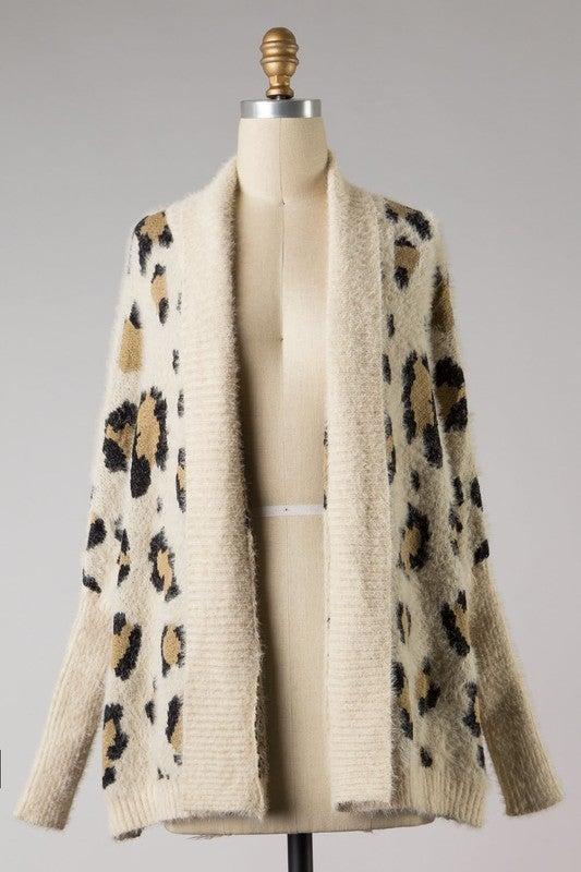 Warm and Fuzzy Sweater Cardigan