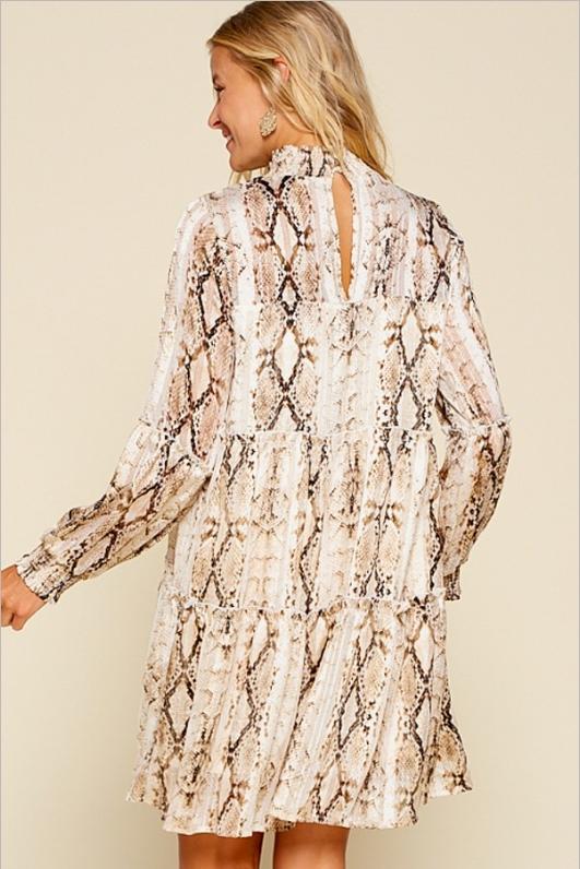 Python Master Dress