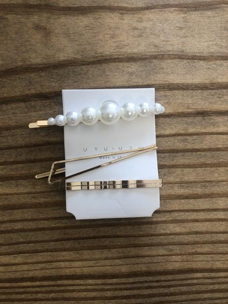 Pearl Bobby Pin Set