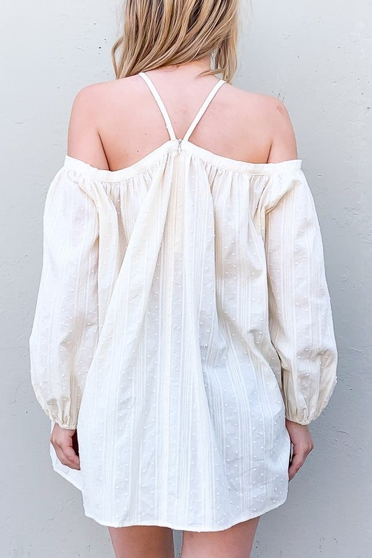Sweet and Simple Perfection Top - Cream