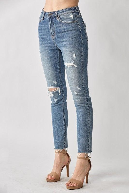 Feeling So Free Jeans - Medium