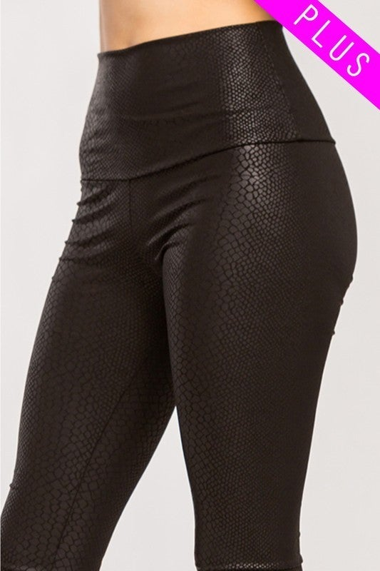 Hissing Good Time Leggings