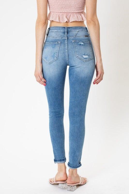 Don't be Bashful Skinny Jeans