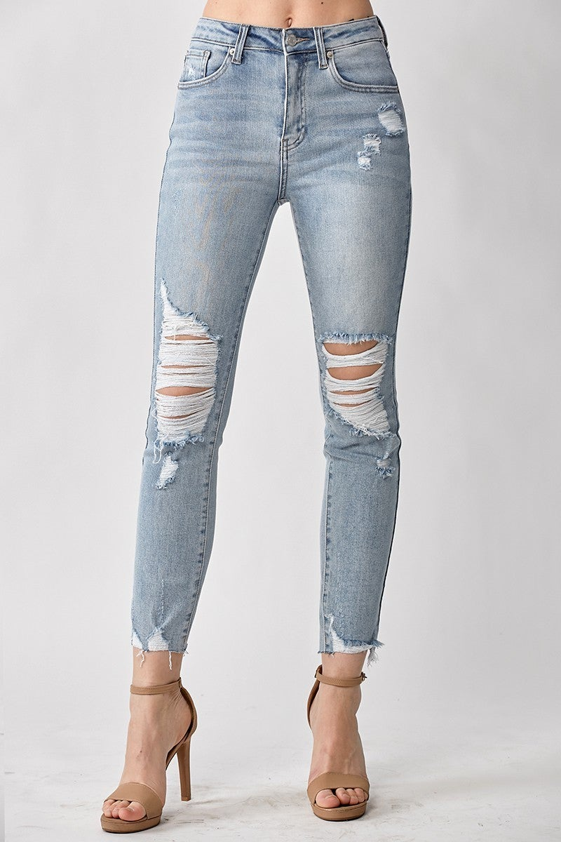 Stand Tall Skinny Jeans