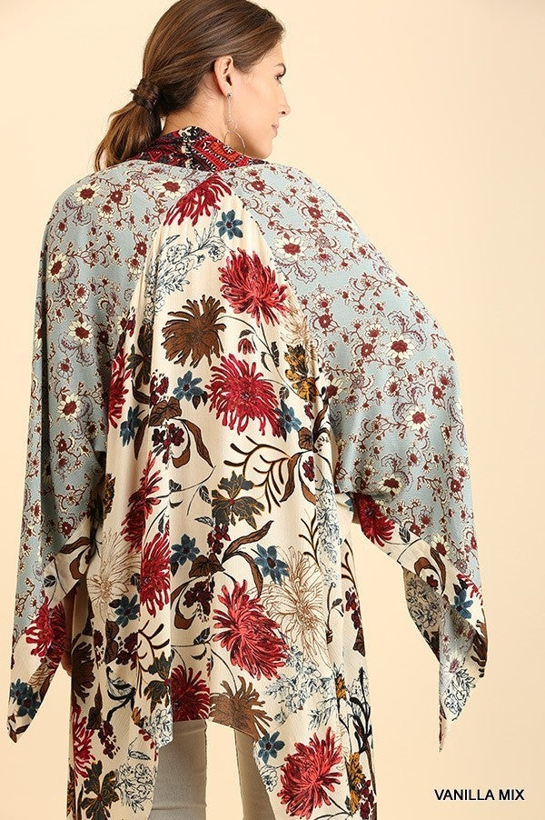 All Day Long Kimono