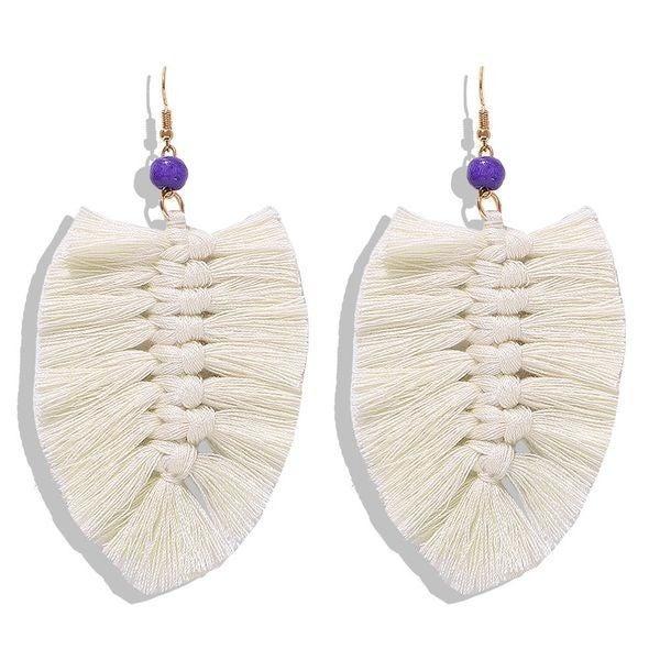 Your Biggest Fan Earrings - Off White