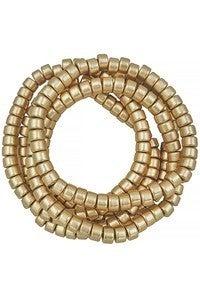Metal Bead Stretch Bracelets