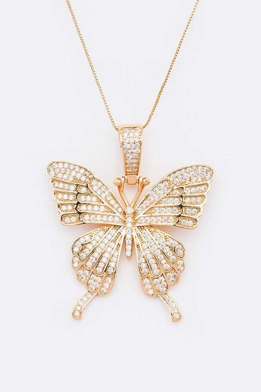 Beautiful Wings Necklace