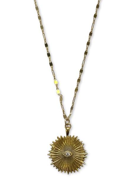 Love, Poppy Flora Necklace