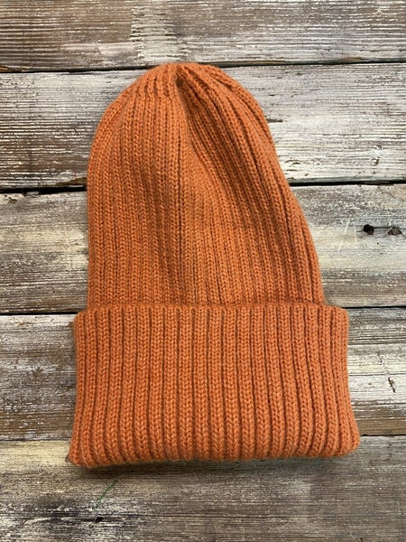 Warmest Winter Hat - Pumpkin