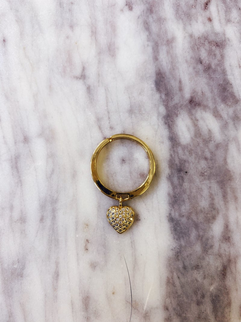 Love, Poppy Lover Ring