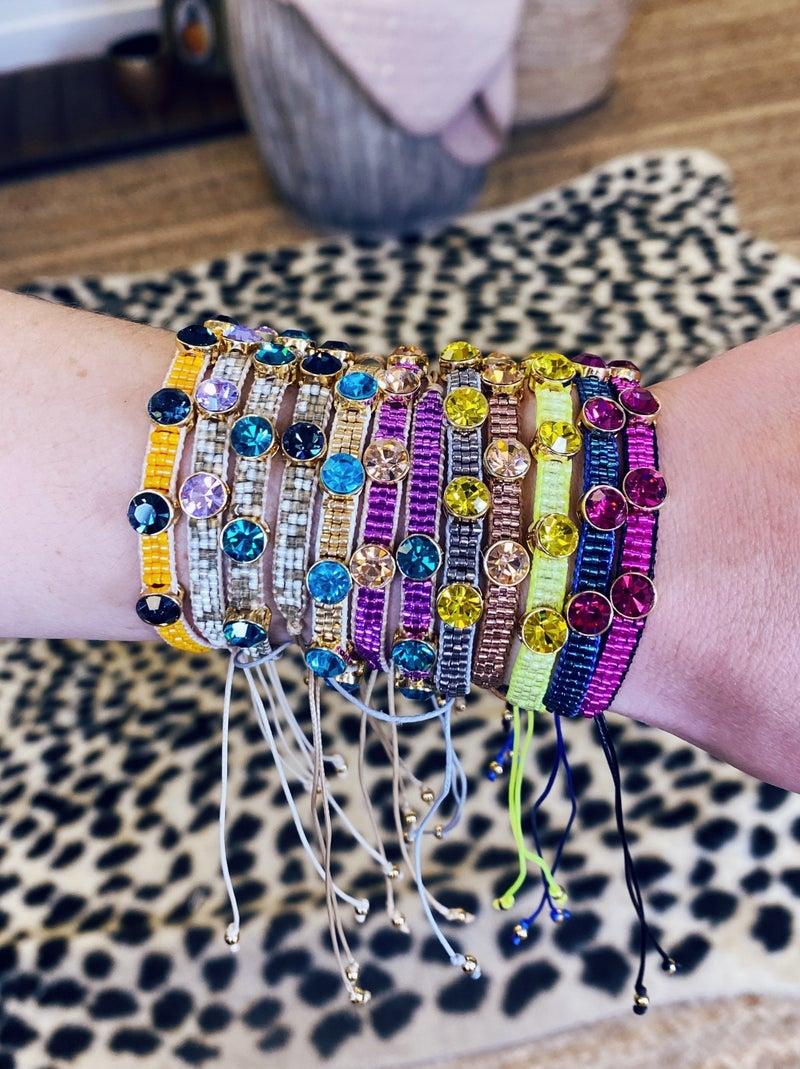 Give Me Gems Bracelet