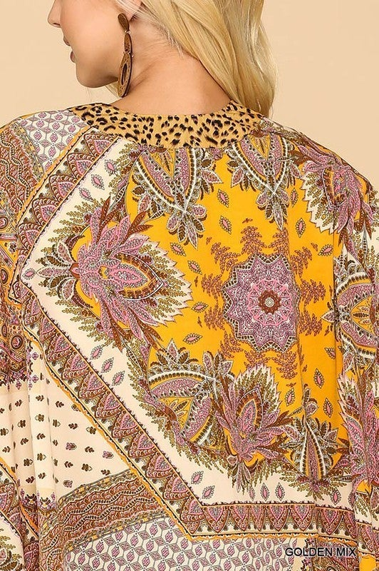 Sweet Sunshine Kimono