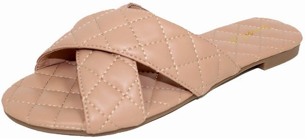 All Too Clear Sandals - Tan