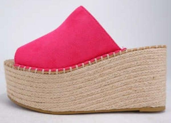 Secret Keeper Shoes - Pink