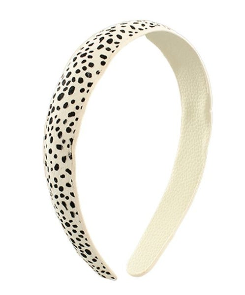 Add Some Sass Headband - Ivory