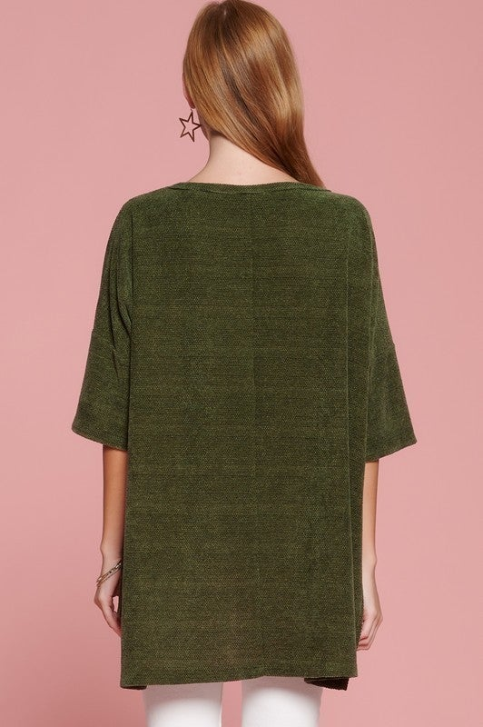 Reg/Plus Olive To Fabulous Top