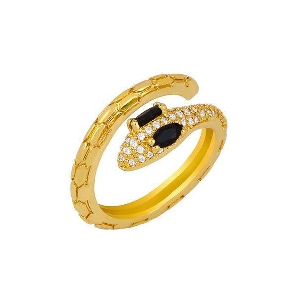 Snake Eyes Ring