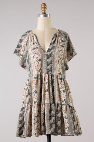 Floral Fabulous Dress