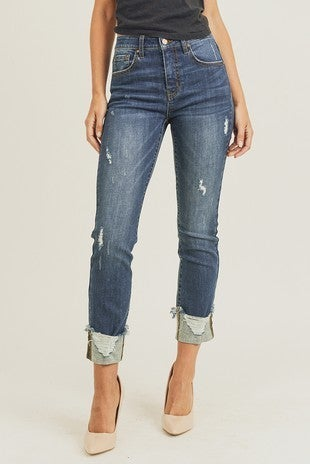 Wicked Straight Jeans