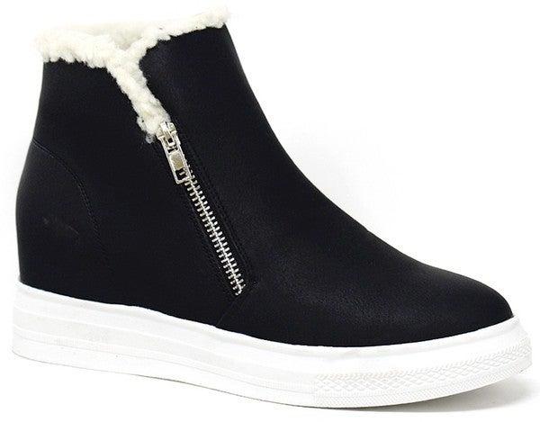 Cozy Feet Sneakers