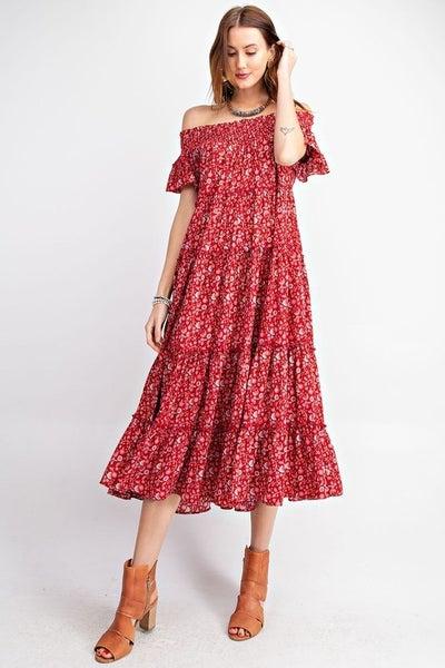 A Little Bare Dress