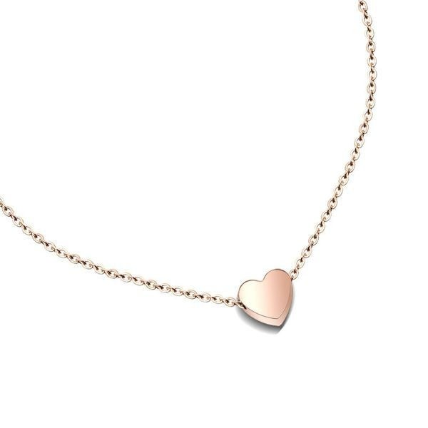 Stop & Love The Roses Necklace