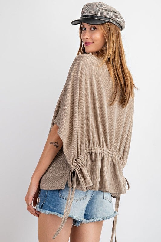 Switch It Up Oversized Top