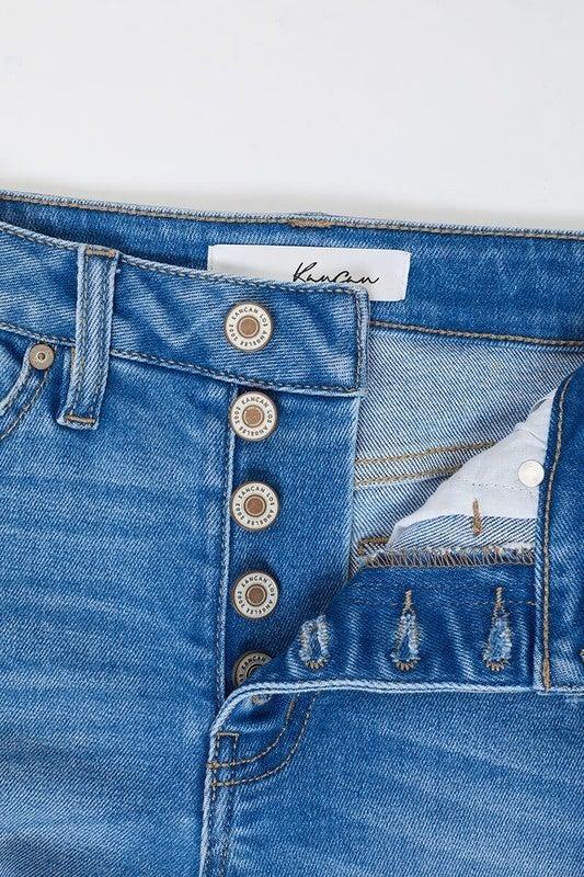 Talk to Me Skinny Jeans