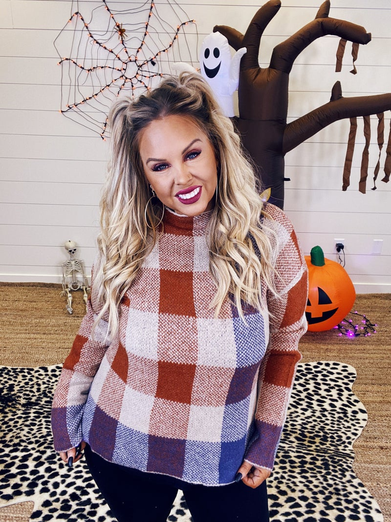 Don't Mock Me Sweater