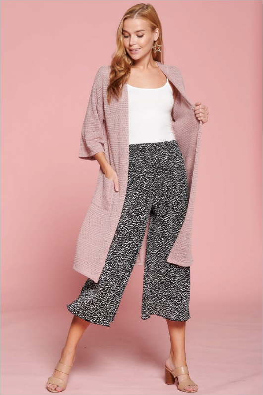 Open To Possibilities Cardigan