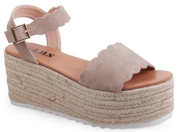Beach Dreams Espadrille Sandals