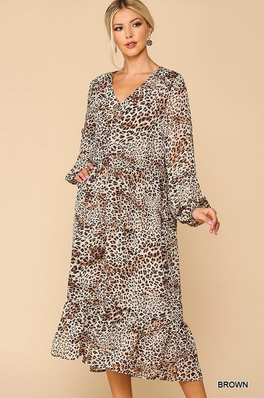 Huntress Dress