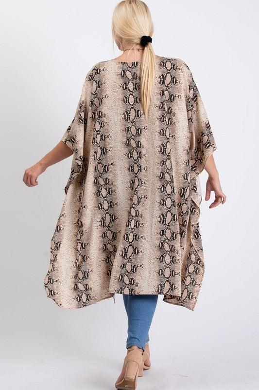To Cool For You Kimono