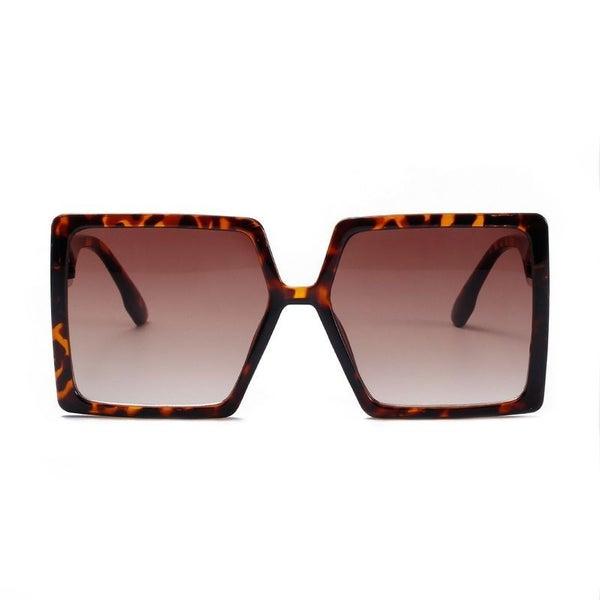 Squared Up Sunglasses - Tortoise