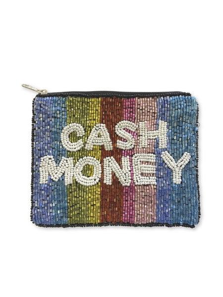 Cash Money Coin Pouch - Multi
