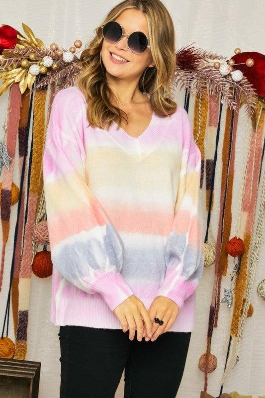 Color Me Fun Sweater