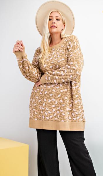 Wild About Leopard Dress